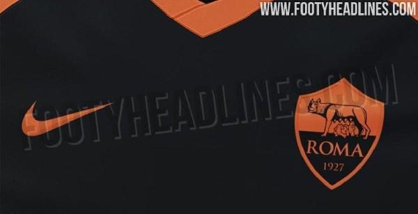 FOTO - Roma, nuove anticipazioni sulla terza maglia 2020/21