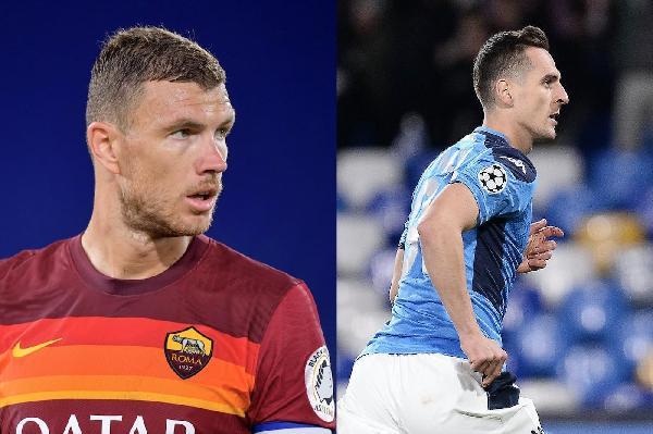 Calciomercato: per Milik c'è ancora distanza, ma la Roma è tranquilla