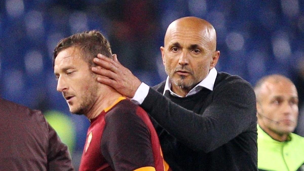 """La vera storia, così Spalletti """"cacciò"""" Totti e lasciò la Roma"""