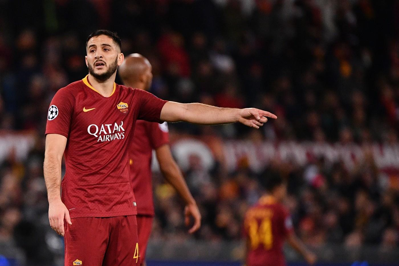Cagliari-Roma, Manolas out per infortunio: le possibili alternative©LaPresse