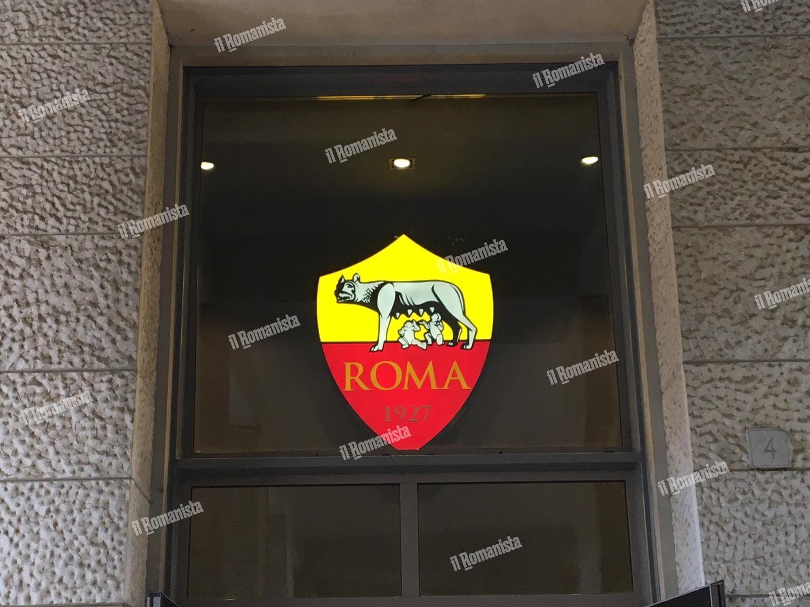 Foto e video apre oggi la nuova sede della roma all 39 eur for Uffici eur roma