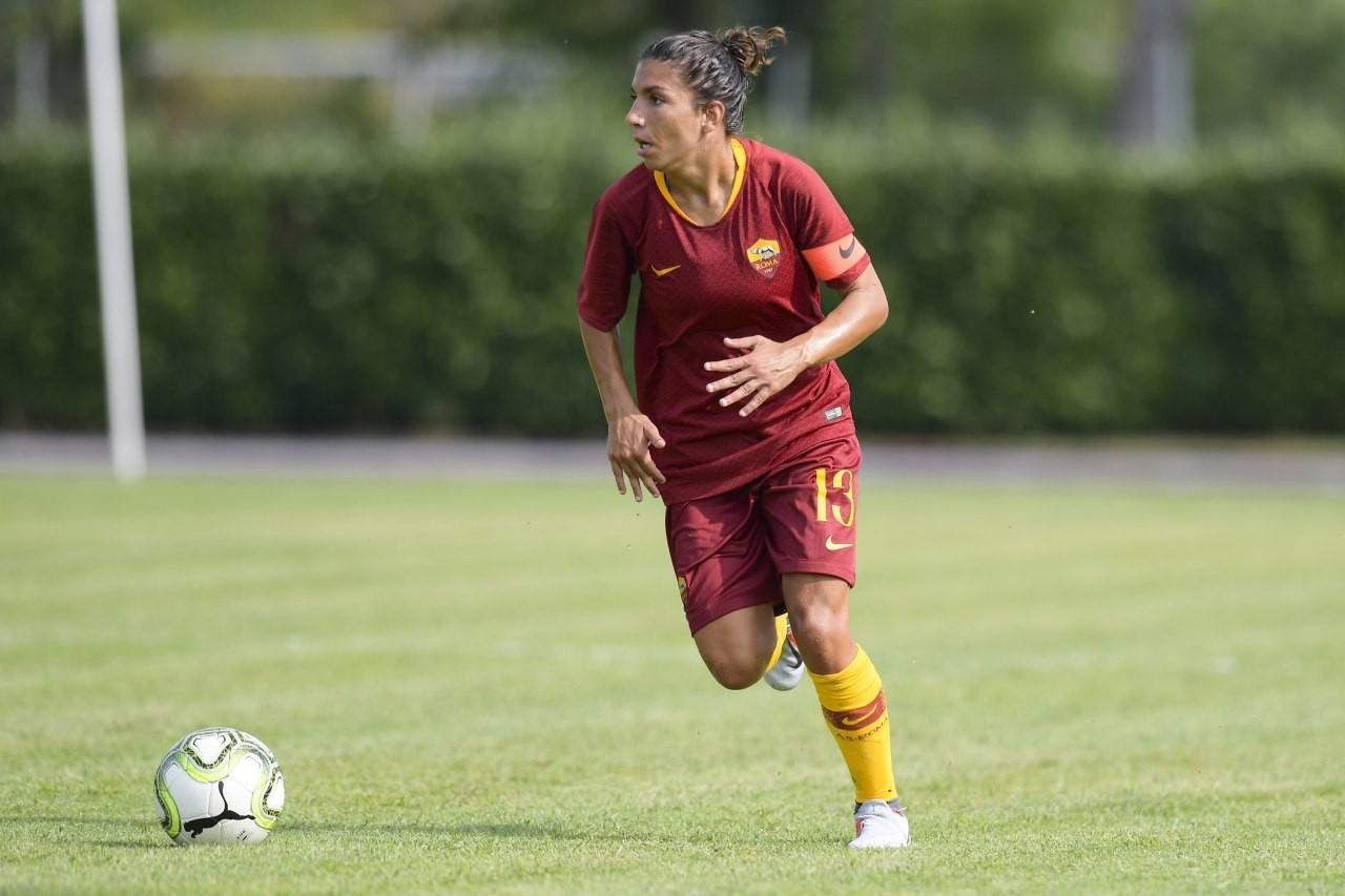 VIDEO - Roma Femminile, Bartoli: