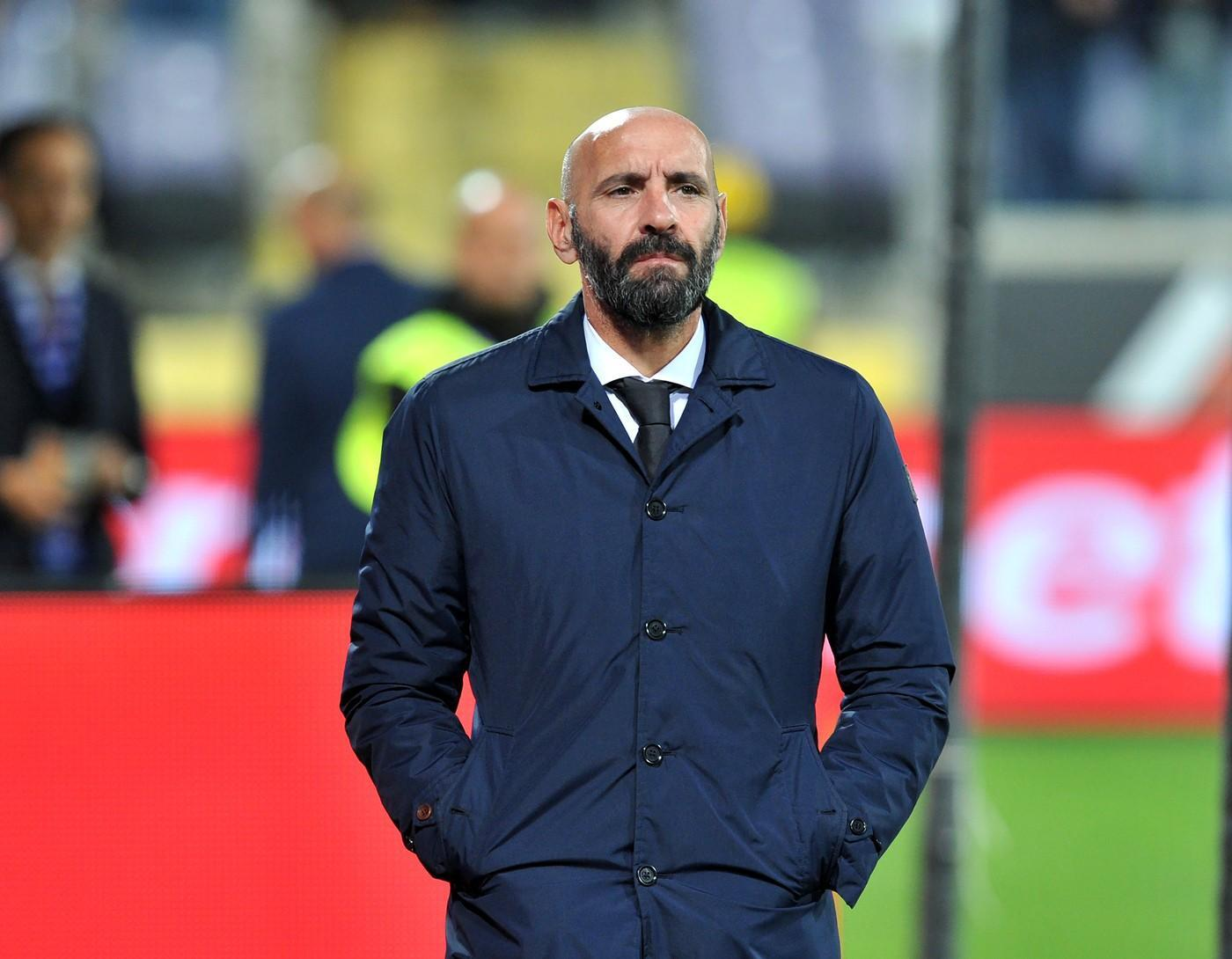 Roma-Virtus Entella, Monchi: