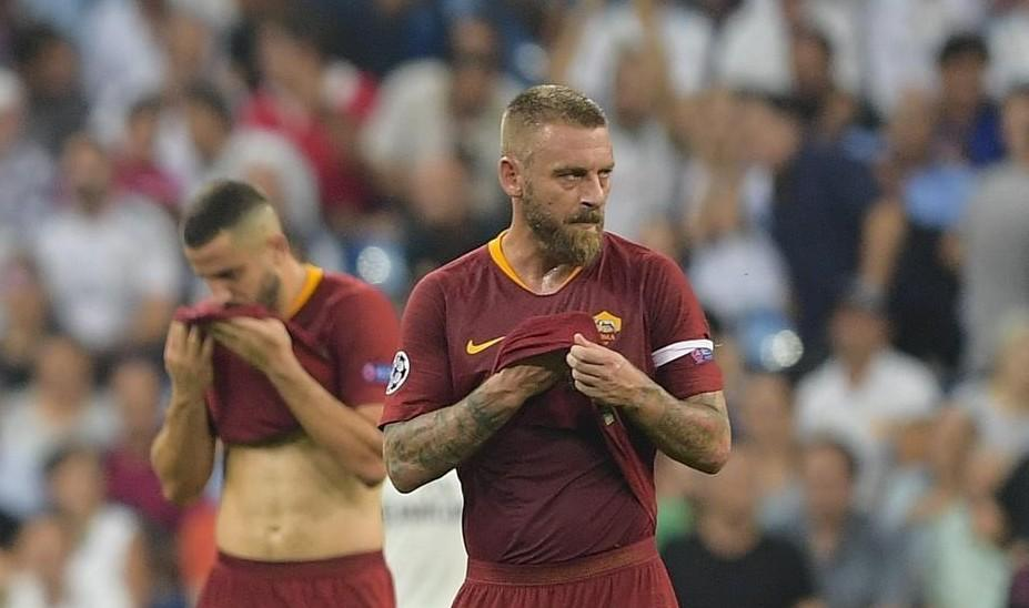 De Rossi ritorna in tv: