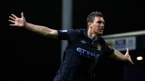 VIDEO - Il Manchester City ricorda il primo gol di Dzeko in Premier League