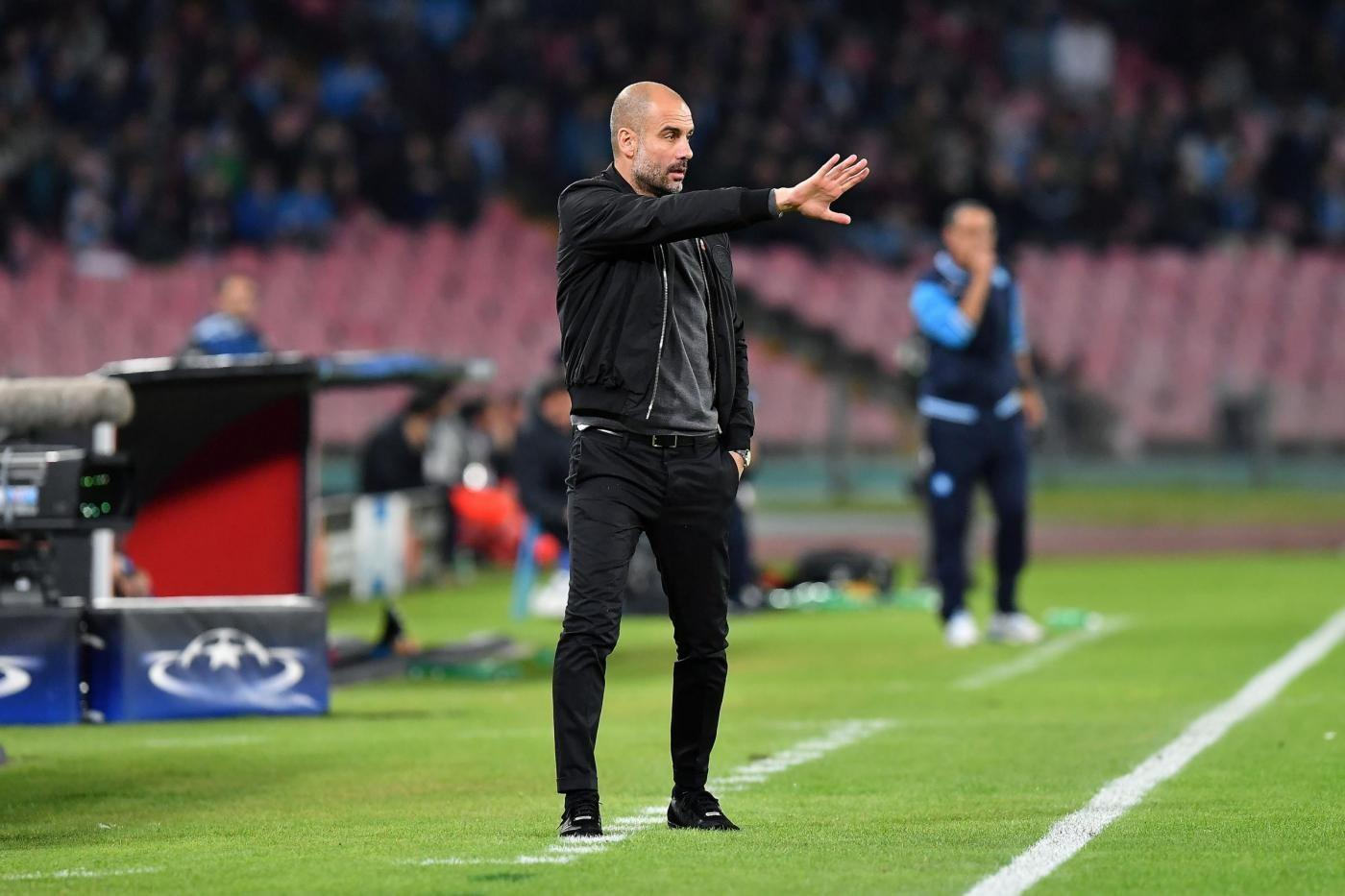Il City vuole blindare Guardiola ©LaPresse