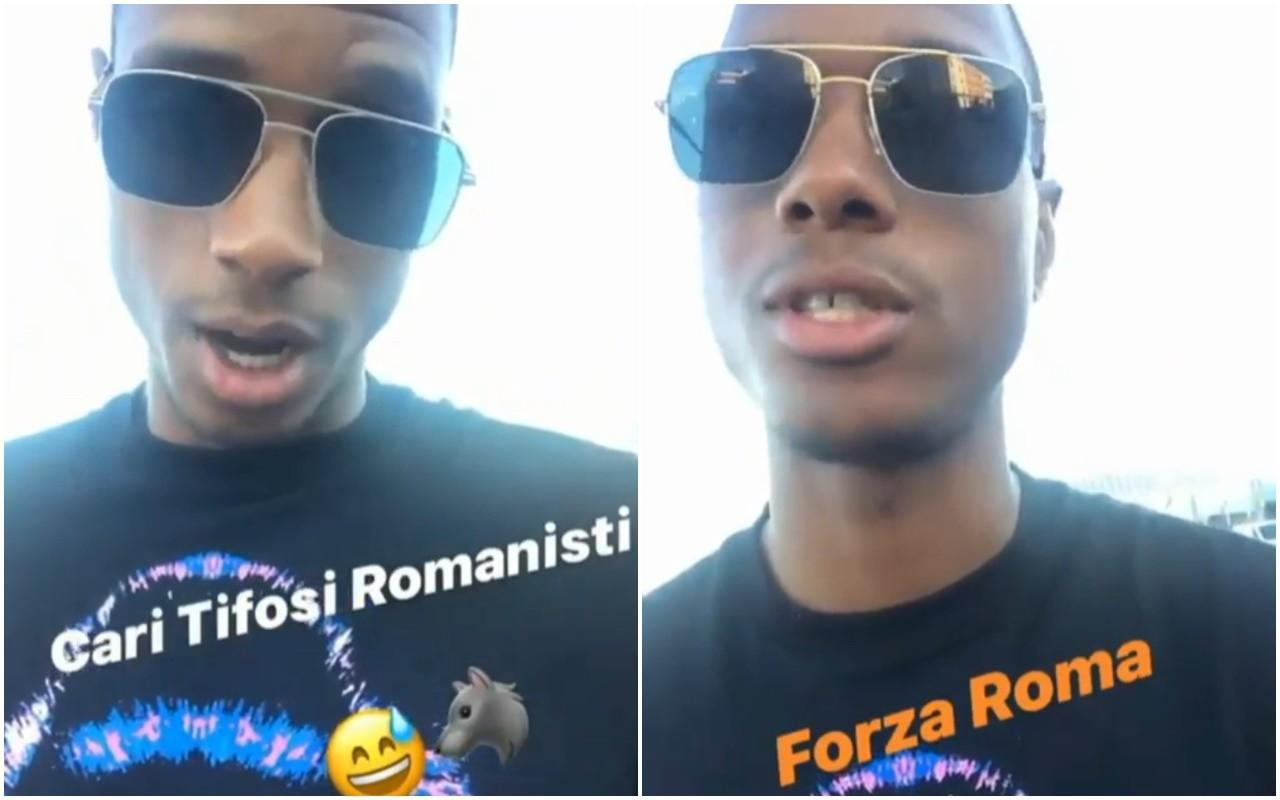 VIDEO - Faty ringrazia i tifosi: