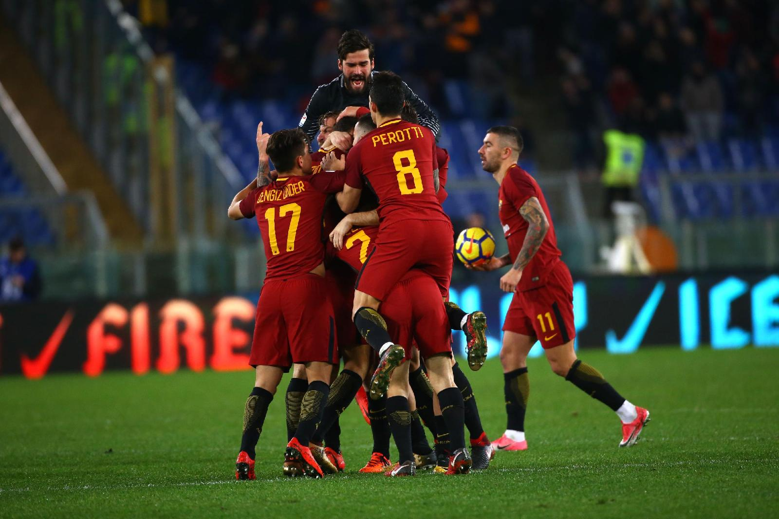 Verso Roma-Torino di Coppa Italia: turnover the top