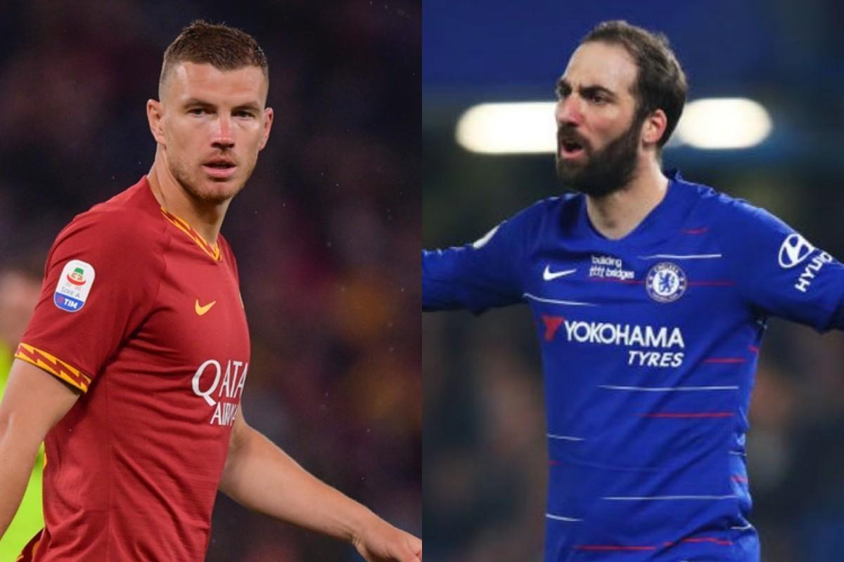 Calciomercato, Pipita e Roma irremovibili: il punto su Dzeko e Higuain