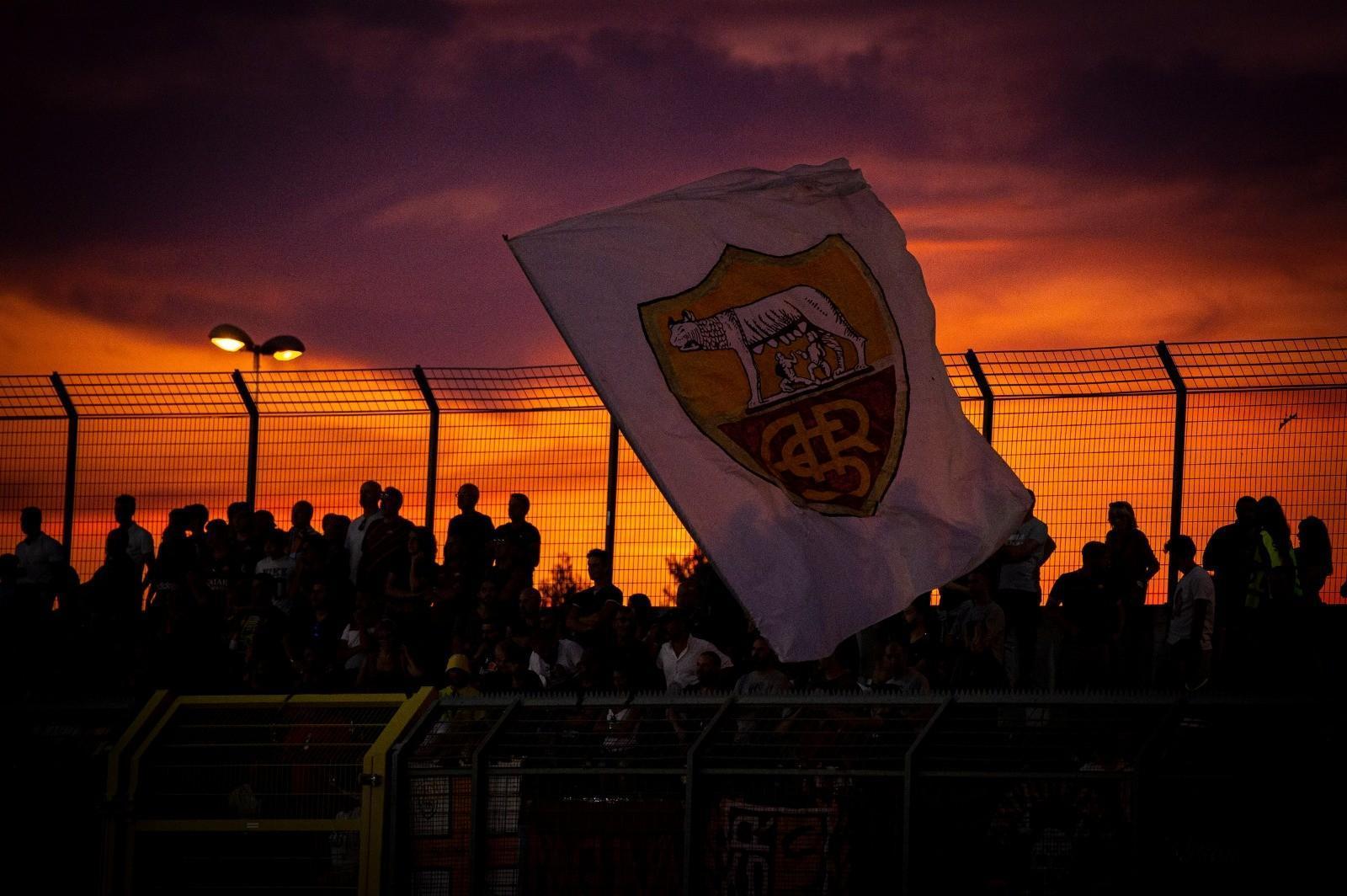 Arezzo-Roma, l'ambiente: serata tranquilla per i 679 giallorossi con ...