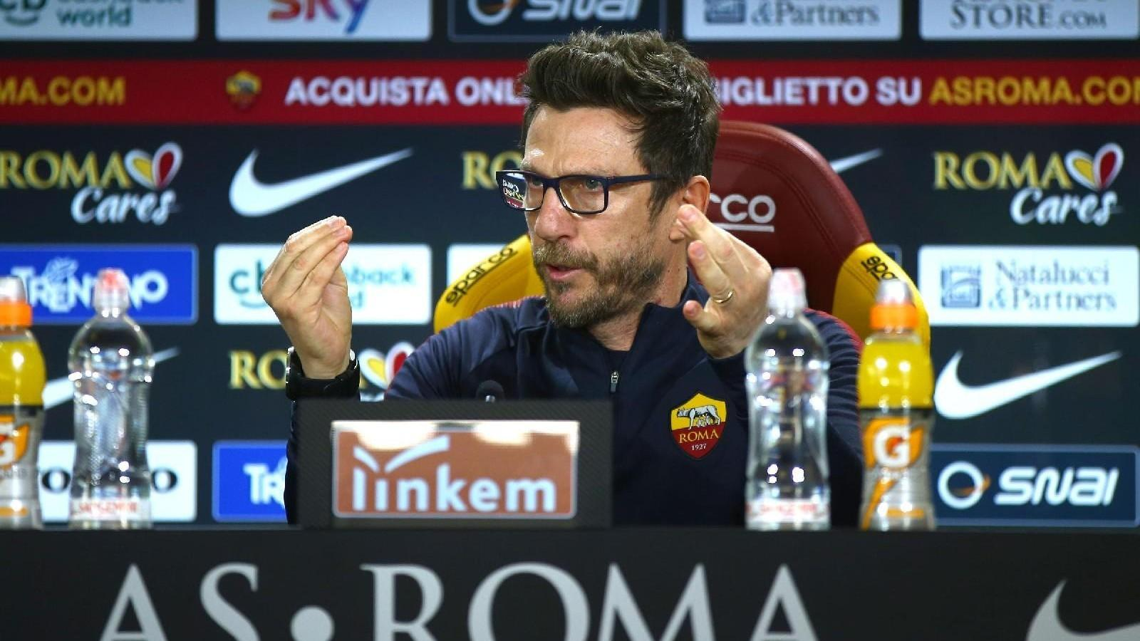VIDEO - Verona-Roma, conferenza Di Francesco: