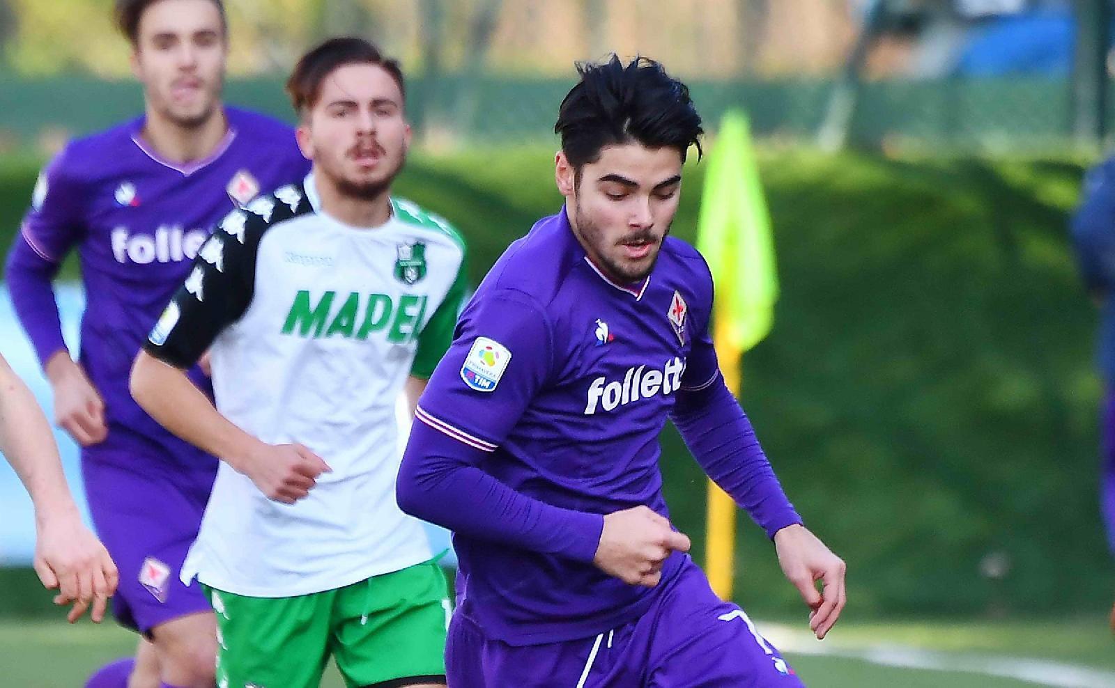 Allenamento Fiorentina Uomo