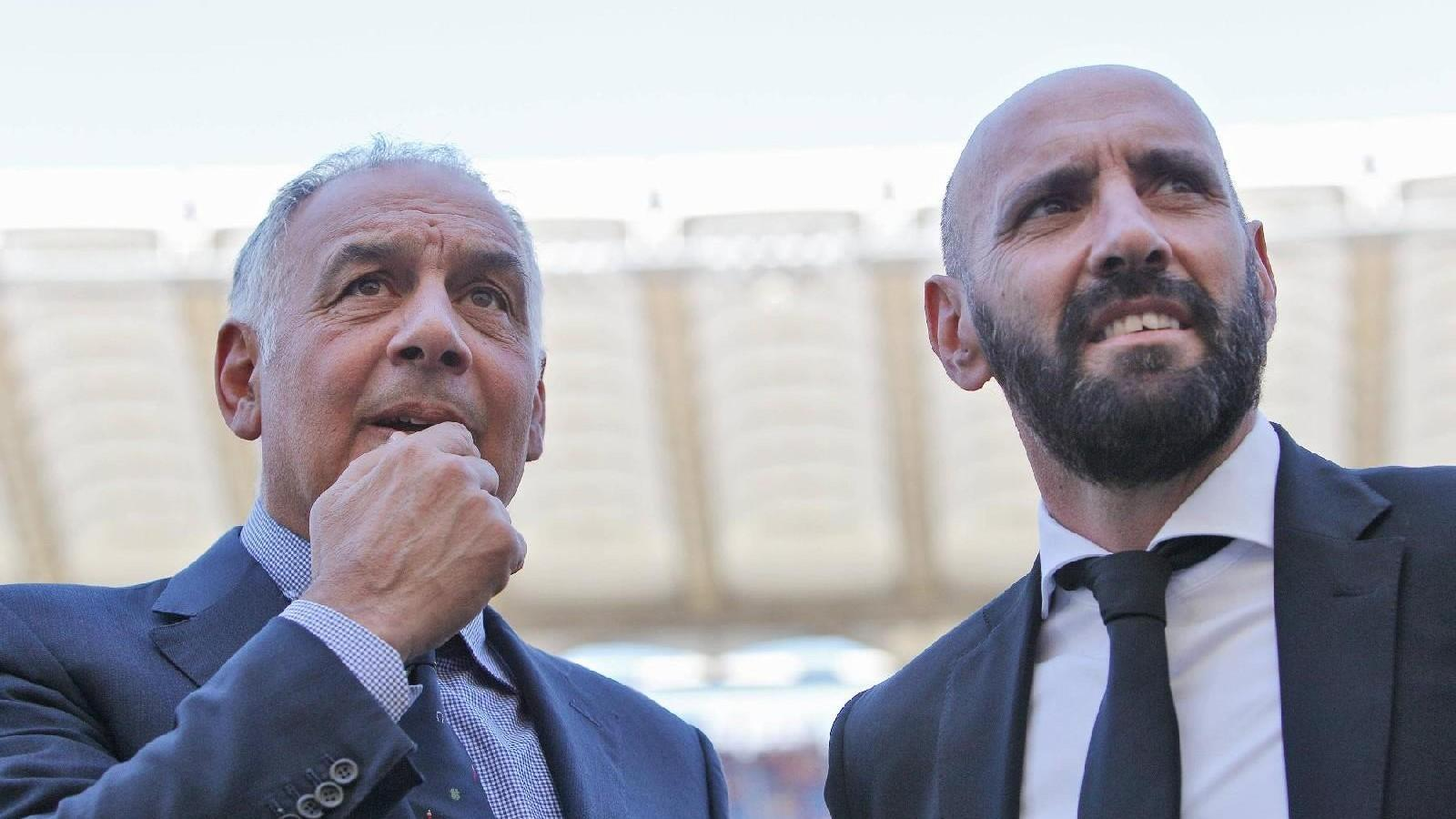 Verso il futuro, Monchi vola a Boston da James Pallotta