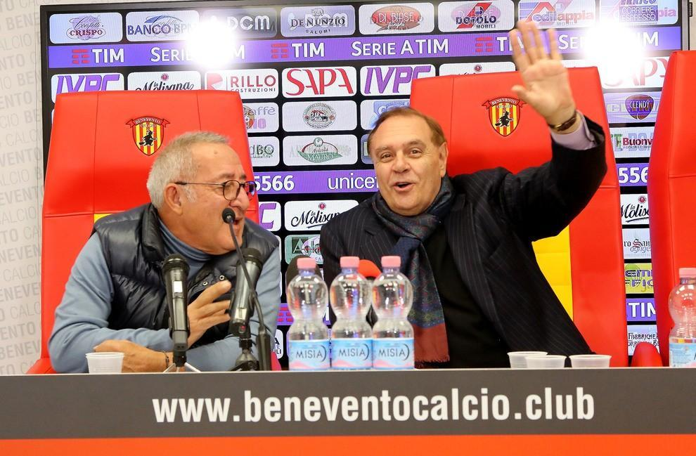 Inter-Benevento, Mastella: