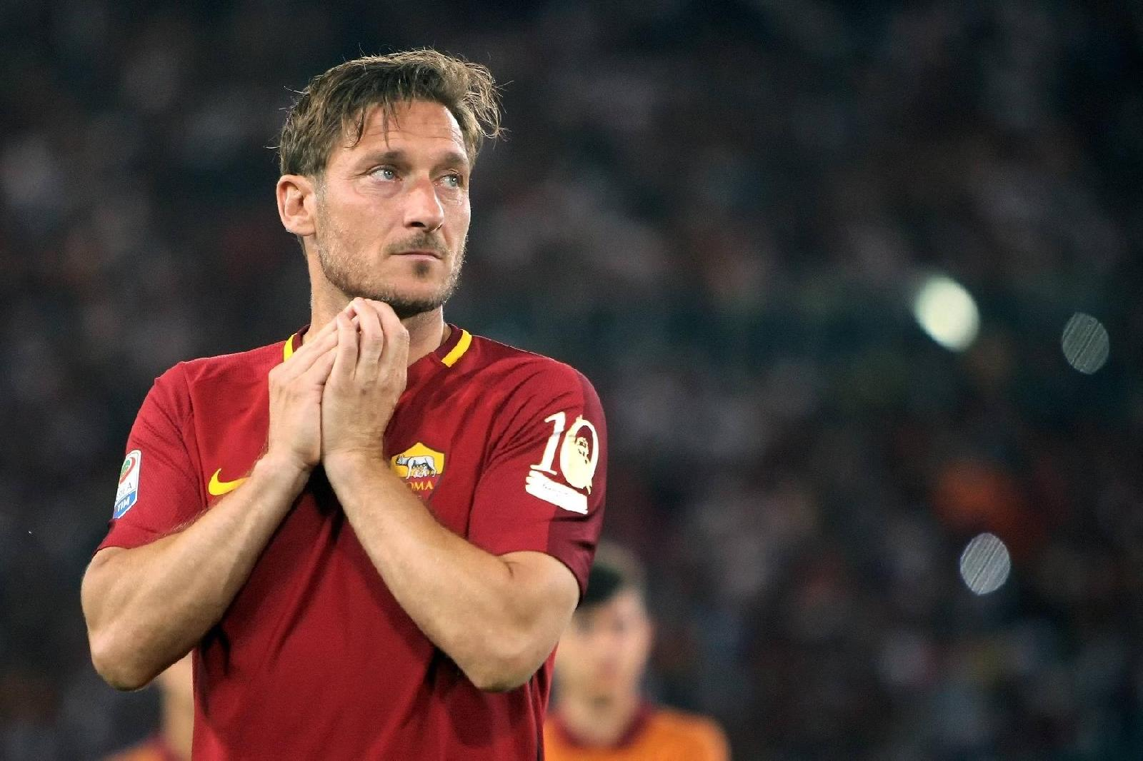 Morte Davide Astori, Totti: