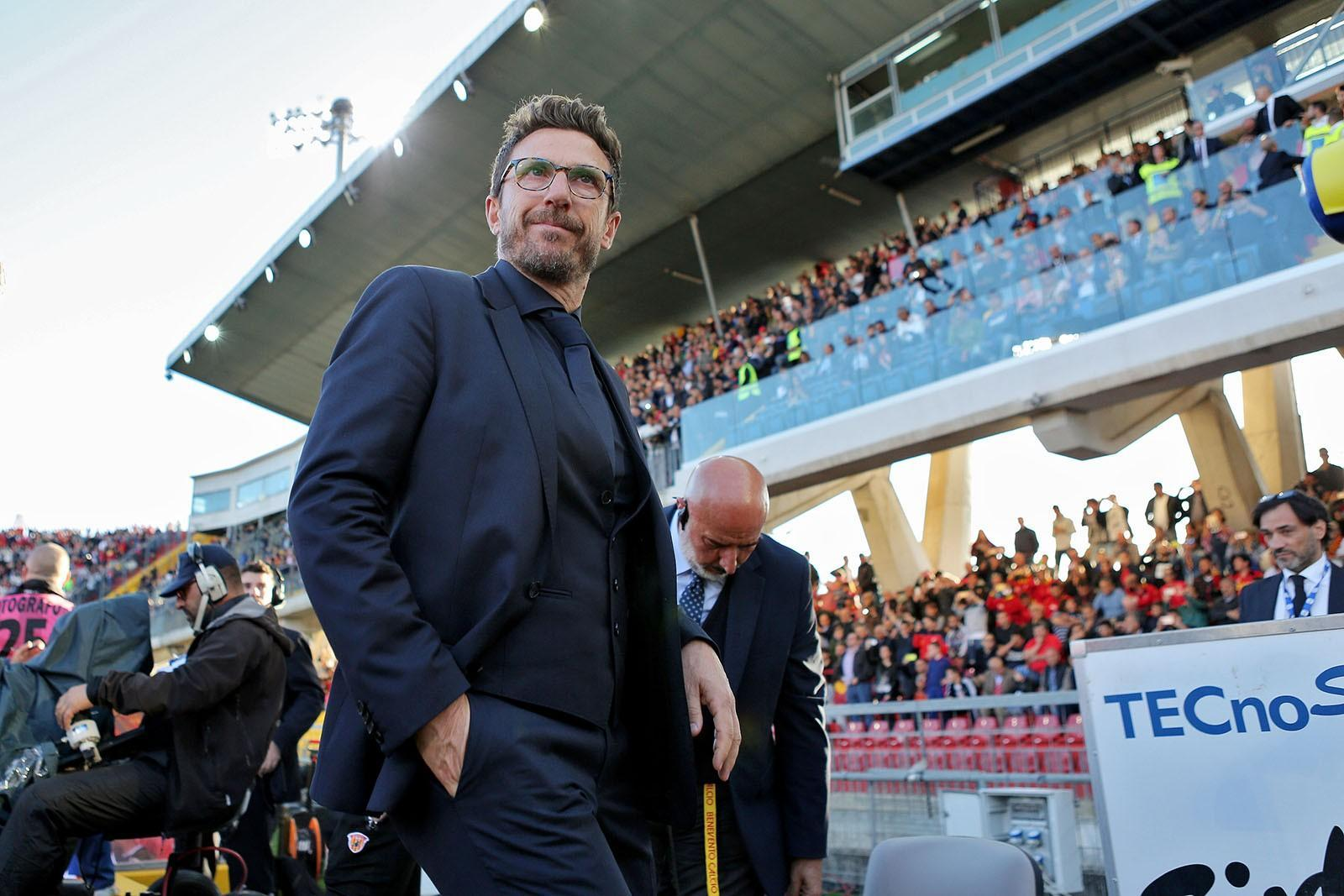 Benevento-Roma, Di Francesco: