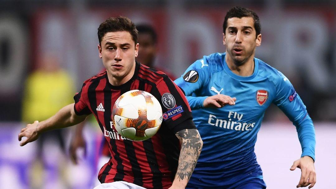 Europa League: passa la Lazio, il Milan eliminato all'Emirates