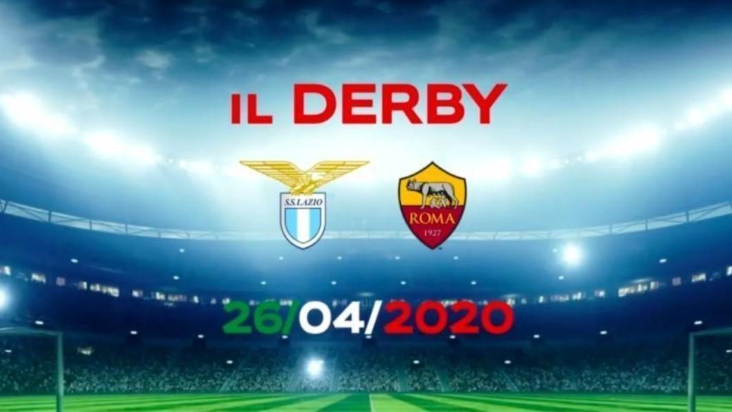Il Bello Del Derby Oggi Il Lazio Roma Delle Donazioni Per La Lotta Al Coronavirus