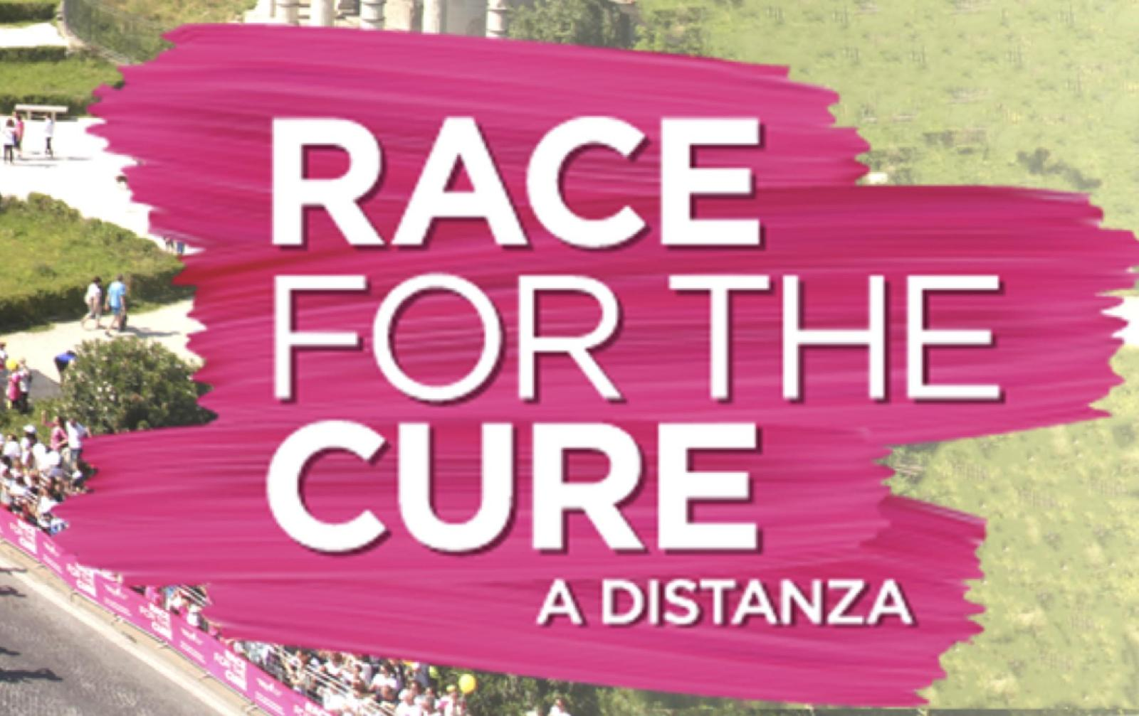 Il Covid non ferma la Race for the cure: la corsa sarà virtuale