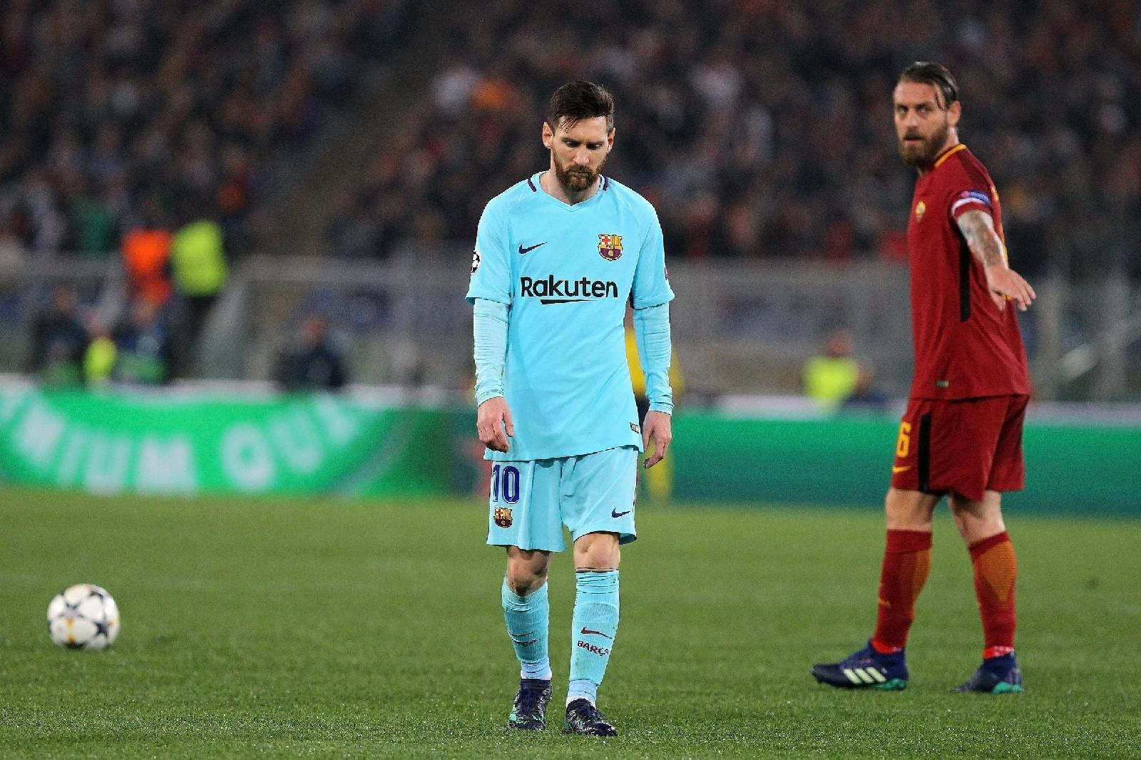 VIDEO - Messi su Roma-Barcellona: