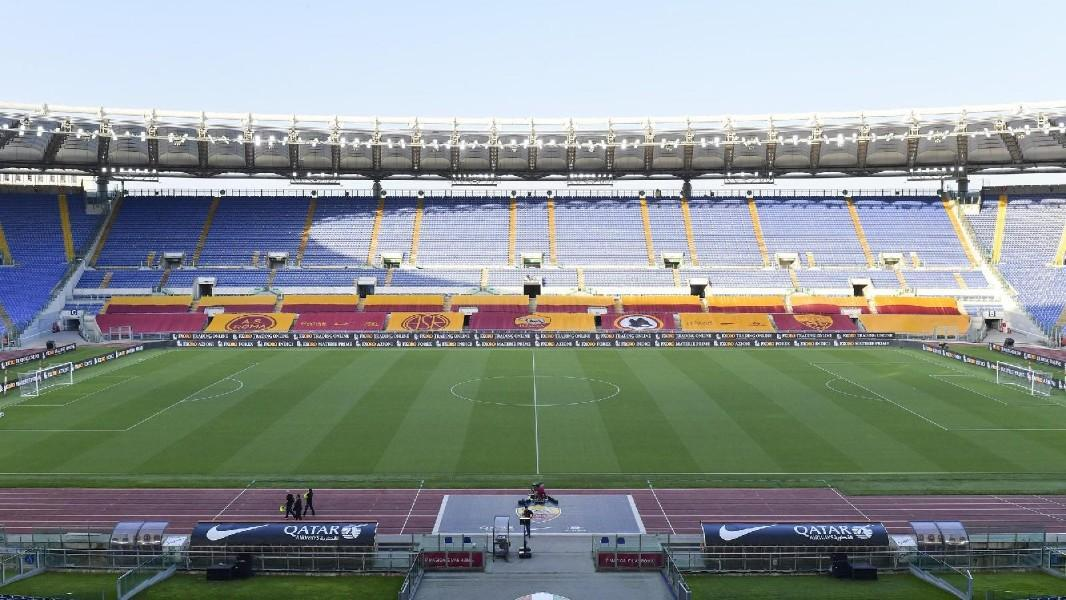 Roma-Juventus: il club invita all'Olimpico 250 eroi anti-Covid©LaPresse