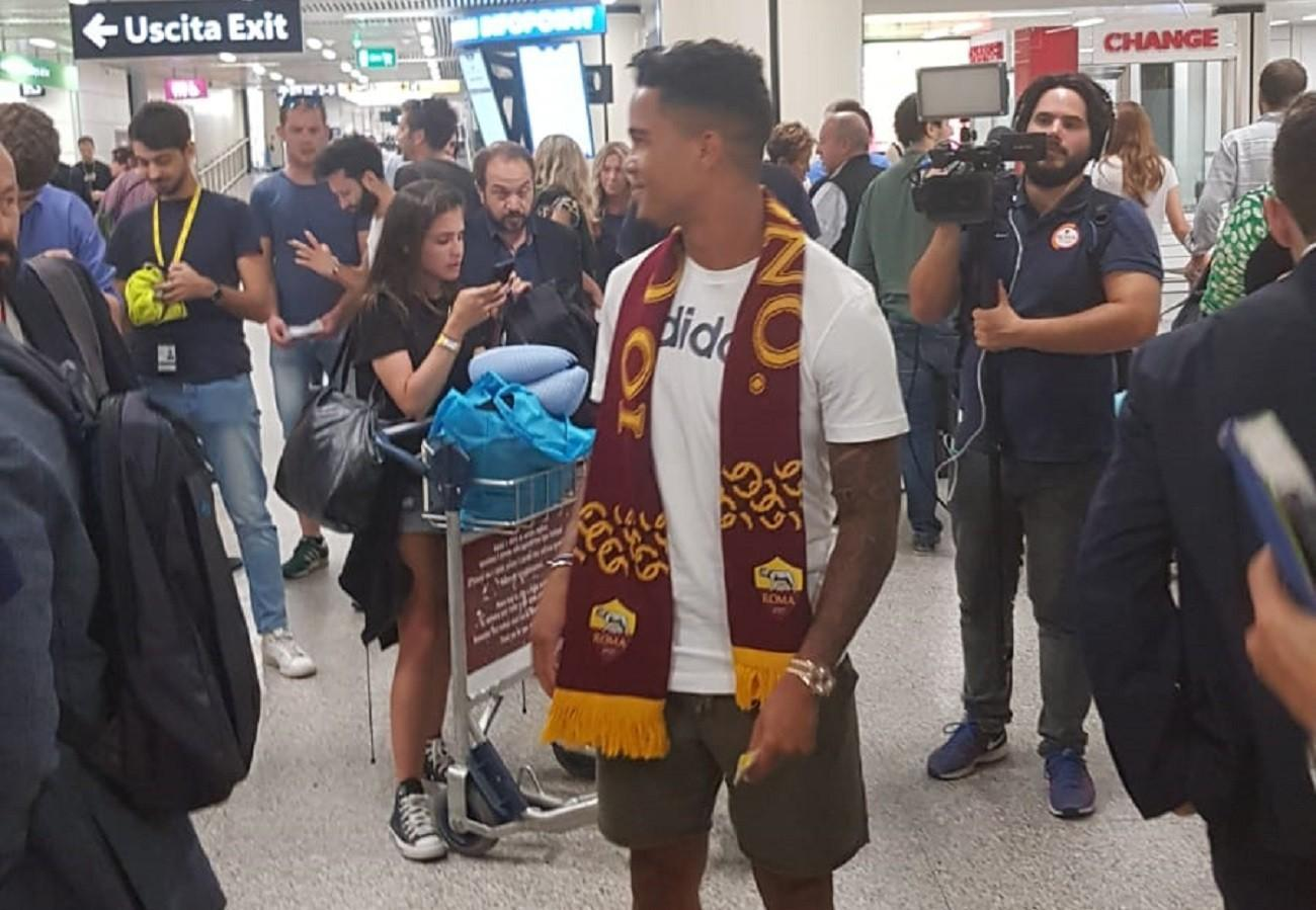 Kluivert a Roma: l'olandese chiama Ziyech in giallorosso