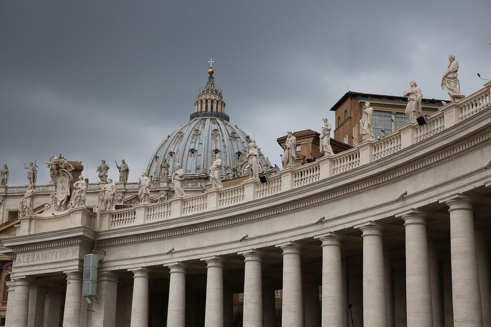 L Incredibile Effetto Ottico A Roma Da Vedere Almeno Una
