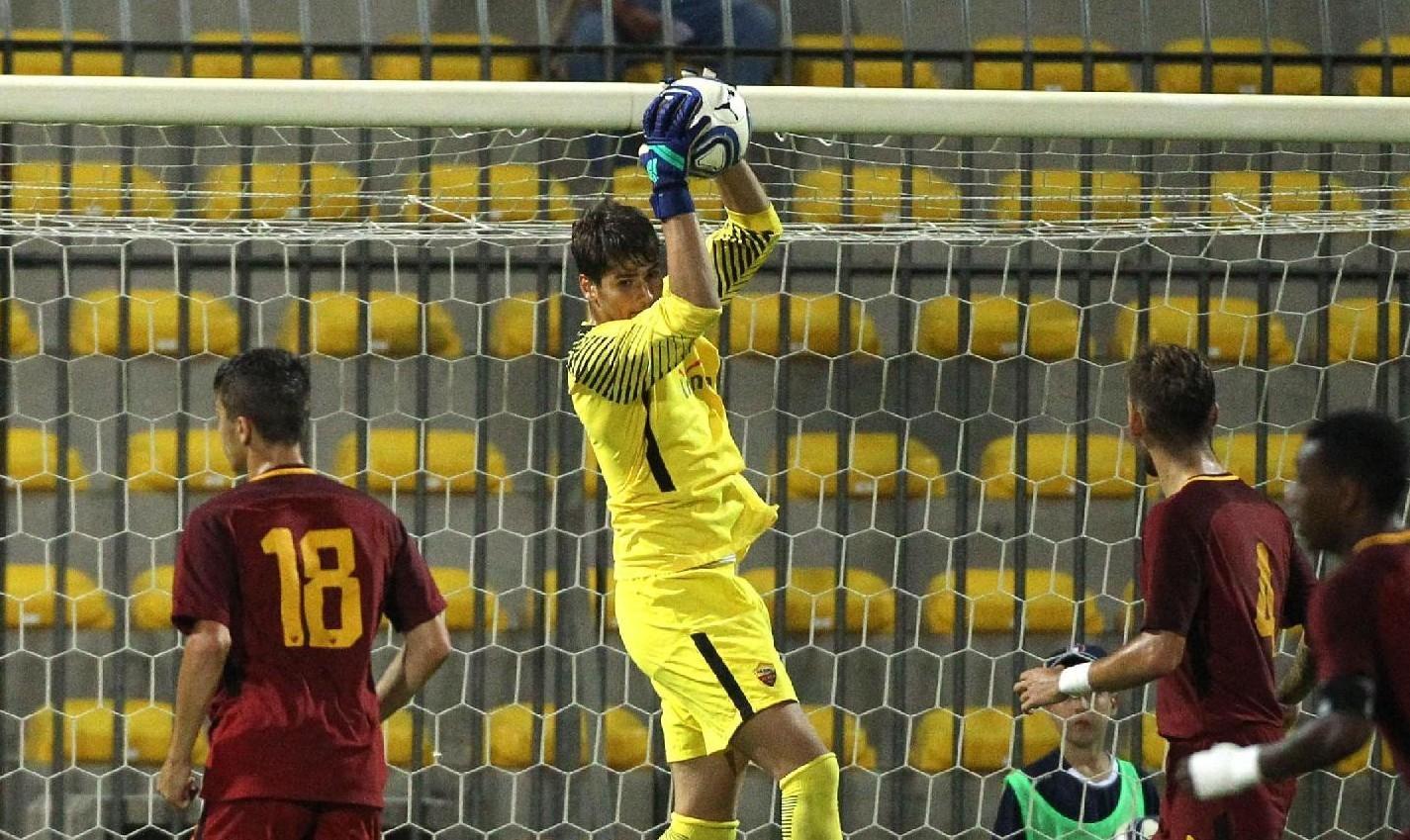 Dall'Under 17 alla prima squadra: Matteo Cardinali, il più giovane ...