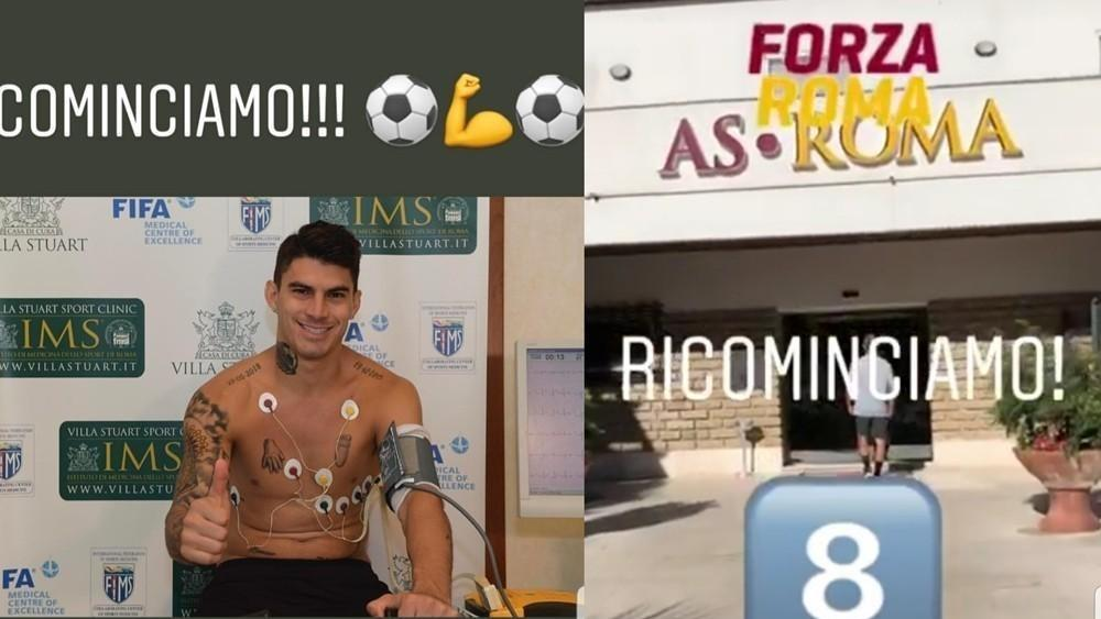 Terza Maglia ROMA DIEGO PEROTTI