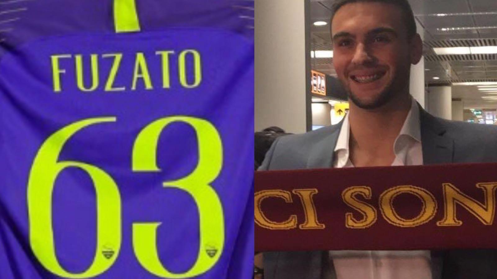 Daniel Fuzato è della Roma, ha scelto la maglia numero 63