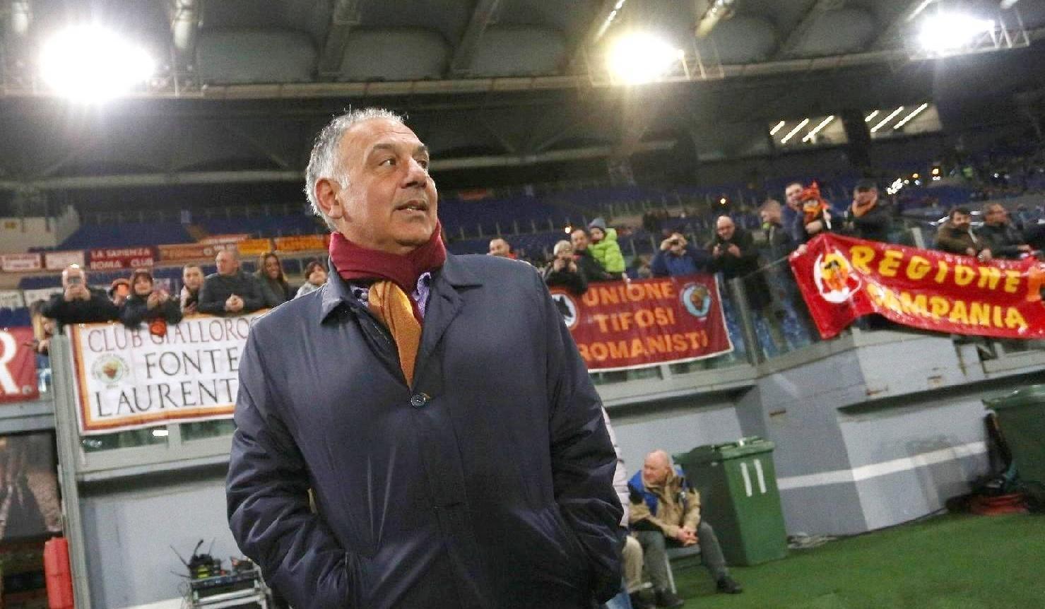 La Roma Far Ricorso Contro Sanzione Imposta Dalla Uefa A Pallotta