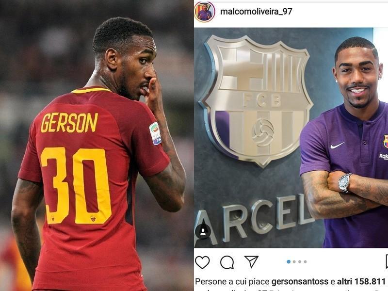 Terza Maglia Fiorentina GERSON