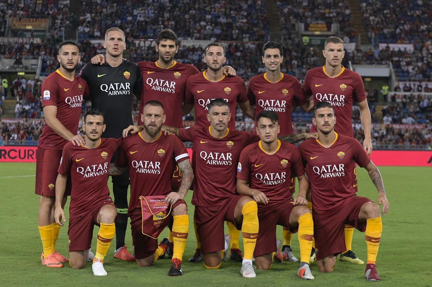 13 giocatori della Roma con le nazionali: ecco tutti gli impegni ...