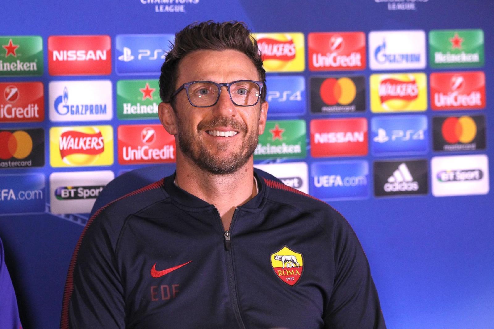 Chelsea Roma Davanti A Pallotta La Laurea Di Eusebio