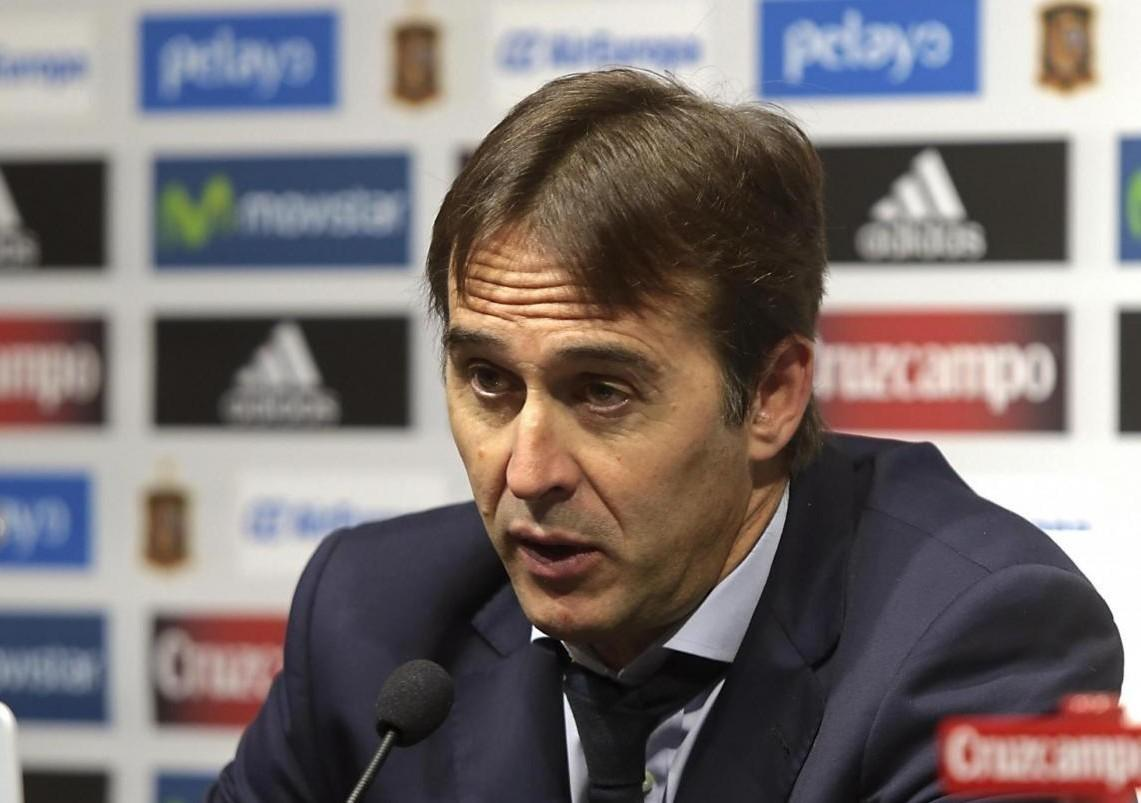 Real Madrid-Roma, Lopetegui: