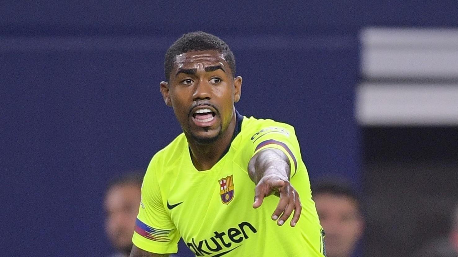 Terza Maglia FC Barcelona Malcom