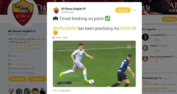 VIDEO - El Shaarawy da Playstation: ecco il suo gol all'Inter in versione Fifa 19