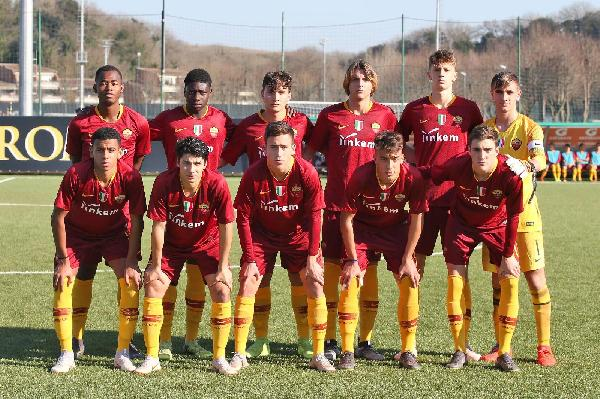 Under 17, la Roma batte il Napoli e vola in finale Scudetto
