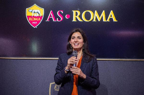 L'intervista a Virginia Raggi: