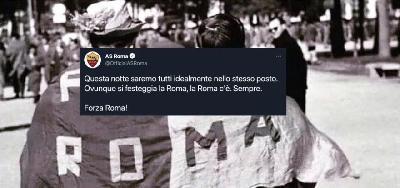La Roma sul 22 luglio: