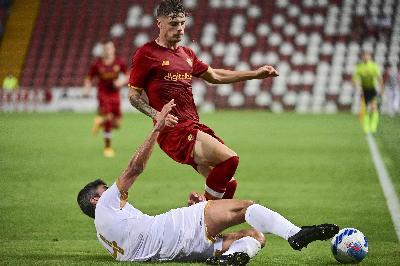 Zalewski accende la Roma