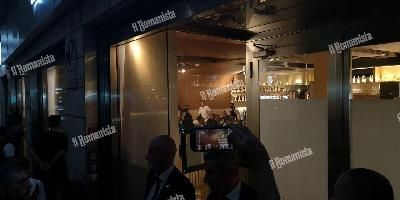 La Roma a cena per festeggiare le 1.000 panchine di Mourinho: presente anche Dan Friedkin