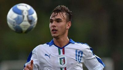 VIDEO - Riccardi in campo dal primo minuto con l'Italia Under 19