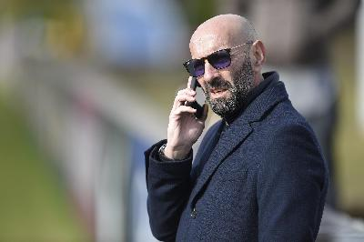 Monchi assiste all'allenamento
