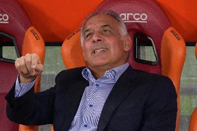 Il presidente James Pallotta