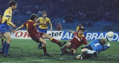 VIDEO - La Roma ricorda l'approdo in finale di Coppa Uefa nel 1991