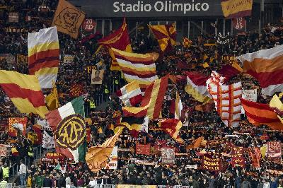 Roma-Genoa: Distinti Sud verso il sold-out per il debutto in campionato