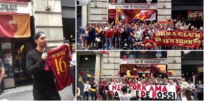 Il Roma Club New York: