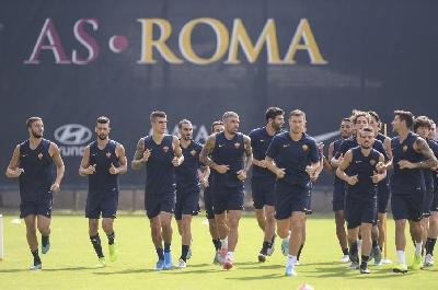 Calendario Allenamenti Roma.L Unico Quotidiano Al Mondo Dedicato A Una Squadra Di Calcio