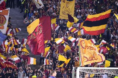 Roma-Wolfsberger: in 25mila all'Olimpico, la Sud verso il sold out